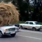 ロシアの若者は、なぜか交通事故番組が好き。
