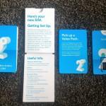 ニュージーランドで2degreesのSIMカードを購入。