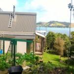wwoof 第四弾 Waiheke island にある秘密基地のようなホストのお宅でお手伝い。