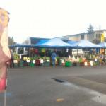 ニュージーランドでの土曜日の過ごし方。ファーマーズマーケットに出かけよう!