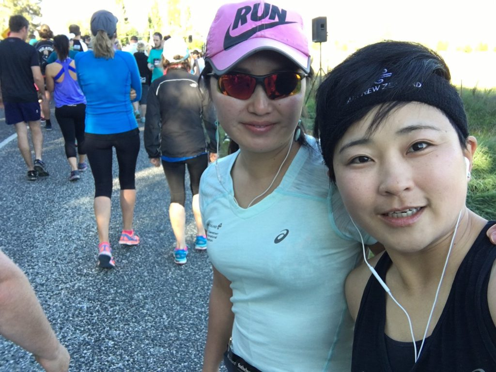 クイーンズタウン国際マラソン