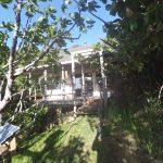 Waiheke IslandのWwofで会ったじーちゃんの家に再び遊びに行ってきた。