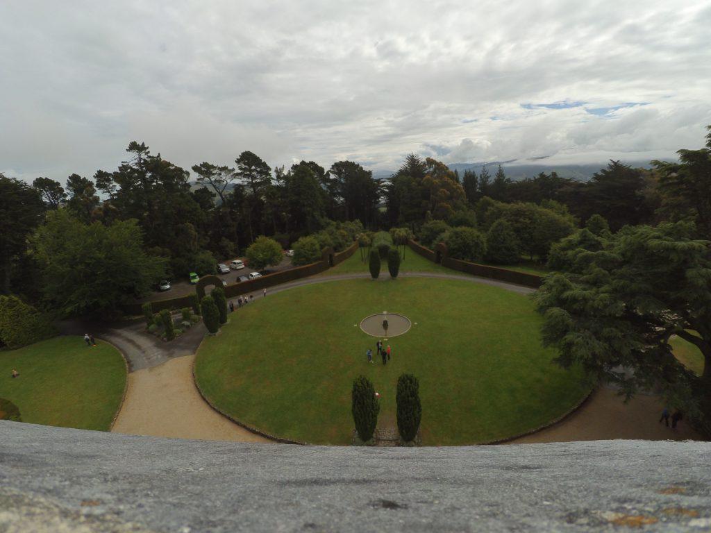 ニュージーランドお城