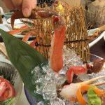 新潟県上越市!かに刺身を喰らいに「割烹かまた」へ行ってきた。