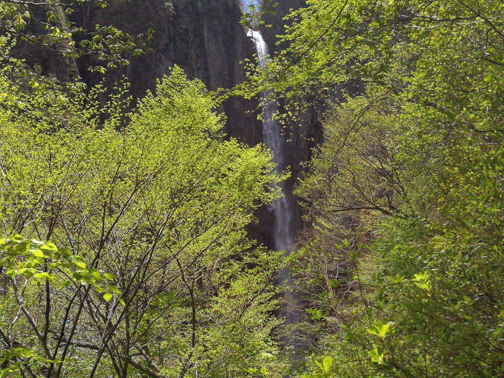 米子大瀑布おすすめハイキング