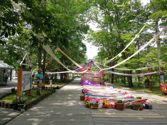 軽井沢おすすめ公園