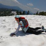 山頂に雪がまだまだ残る会津駒ケ岳に登ってきました〜