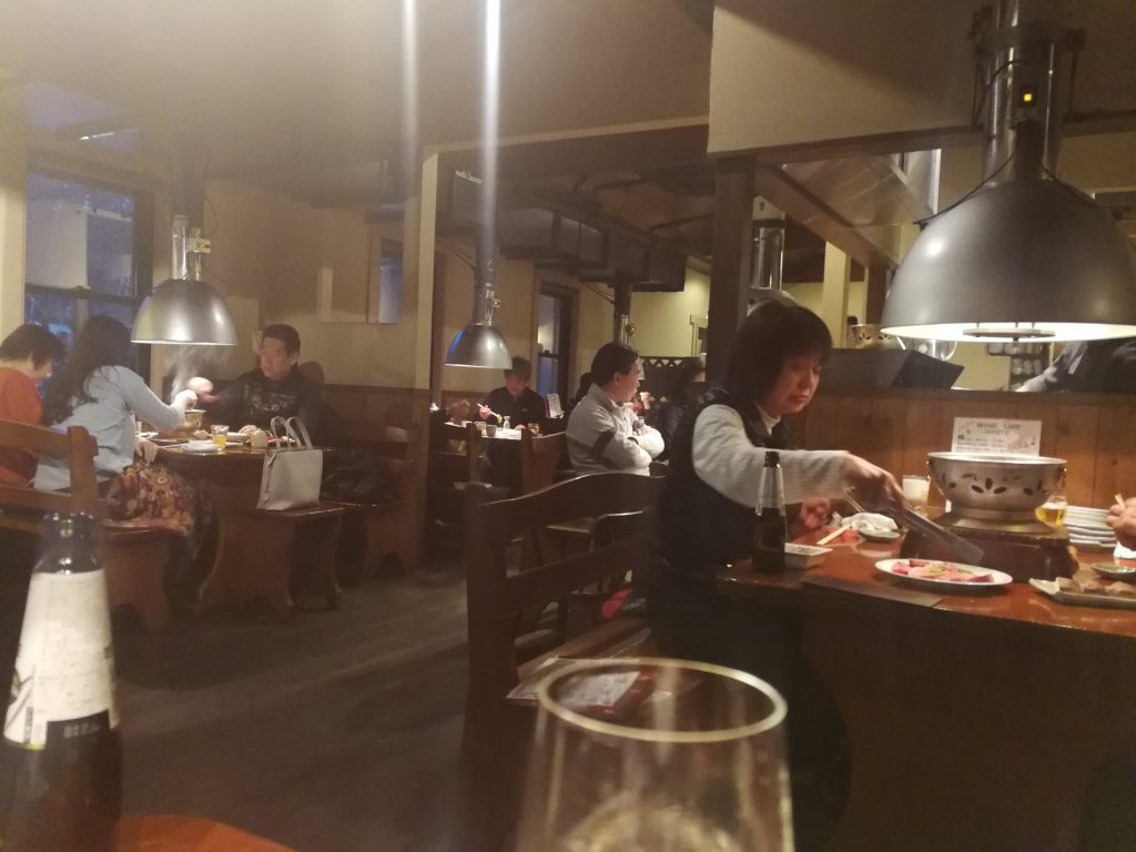 八ヶ岳焼肉