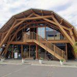 十日町に行ったら雪の中に埋もれるおしゃれな木造建築「いこて」でランチ!