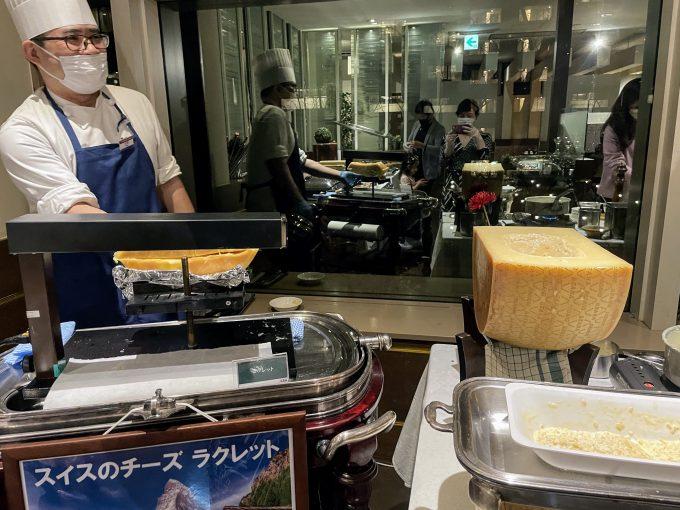 軽井沢倶楽部 ホテル軽井沢1130 バイキング
